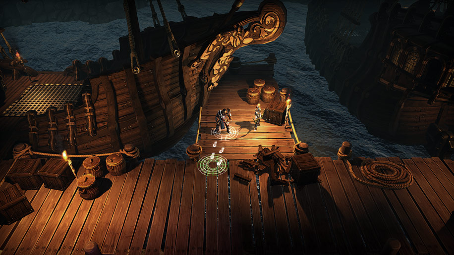 Images du jeu Divinity Original Sin (PC) :