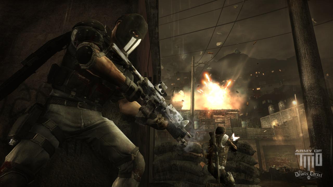Images du jeu Army of Two : Le Cartel du Diable (PS3, Xbox 360) :