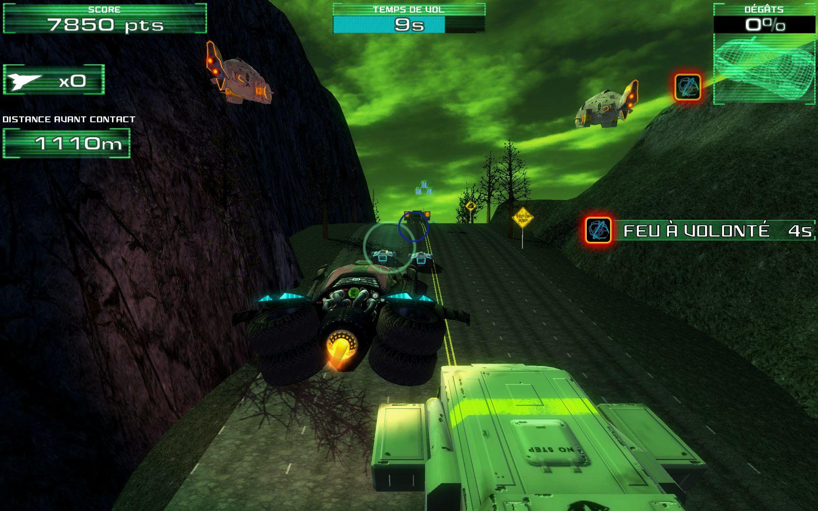 Images du jeu Fire & Forget : The Final Assault remis au goût du jour