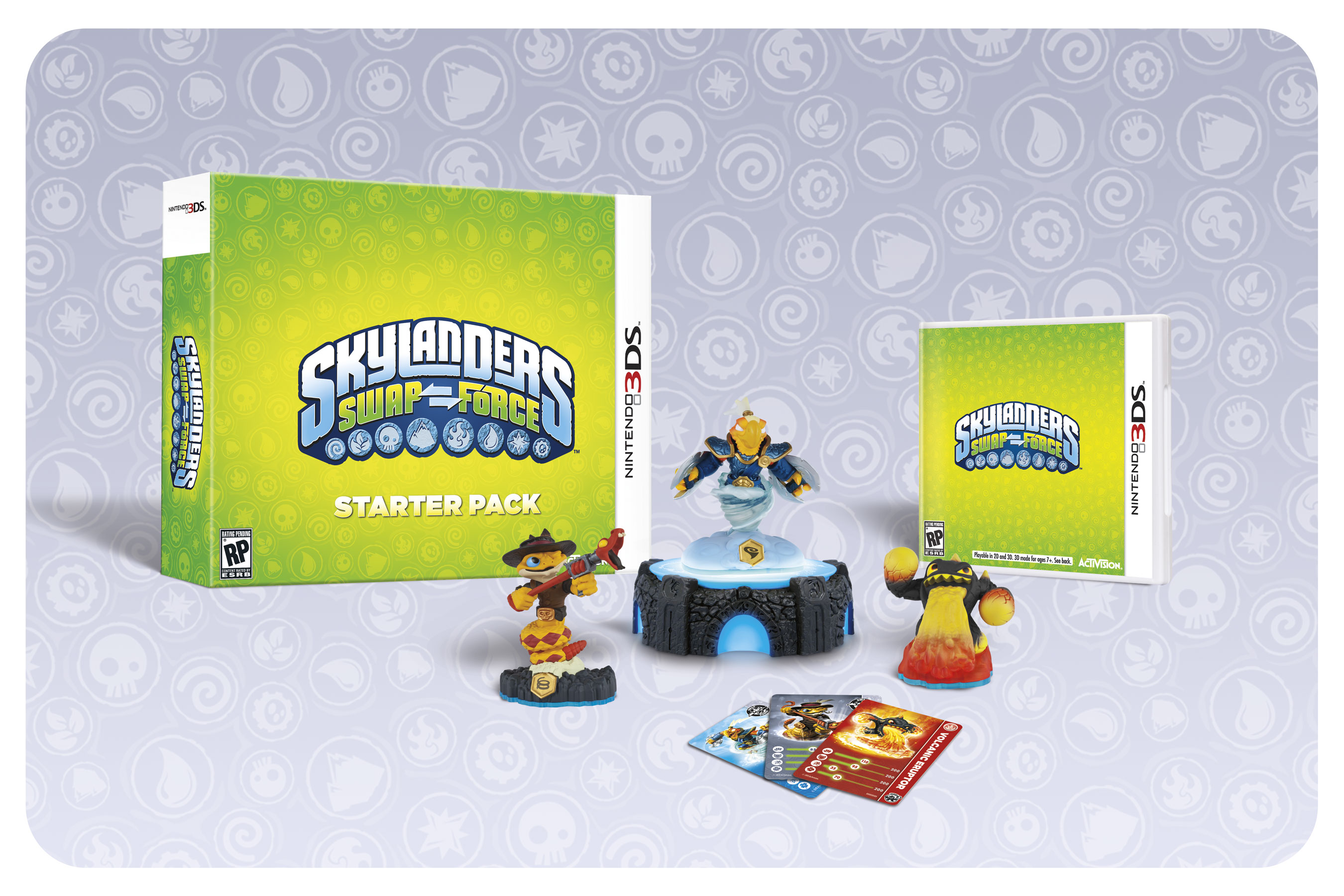 Test de skylanders swap force xbox 360 ps3 3ds wii u xbox one ps4 page 1 gamalive - Jeu de skylanders swap force gratuit ...