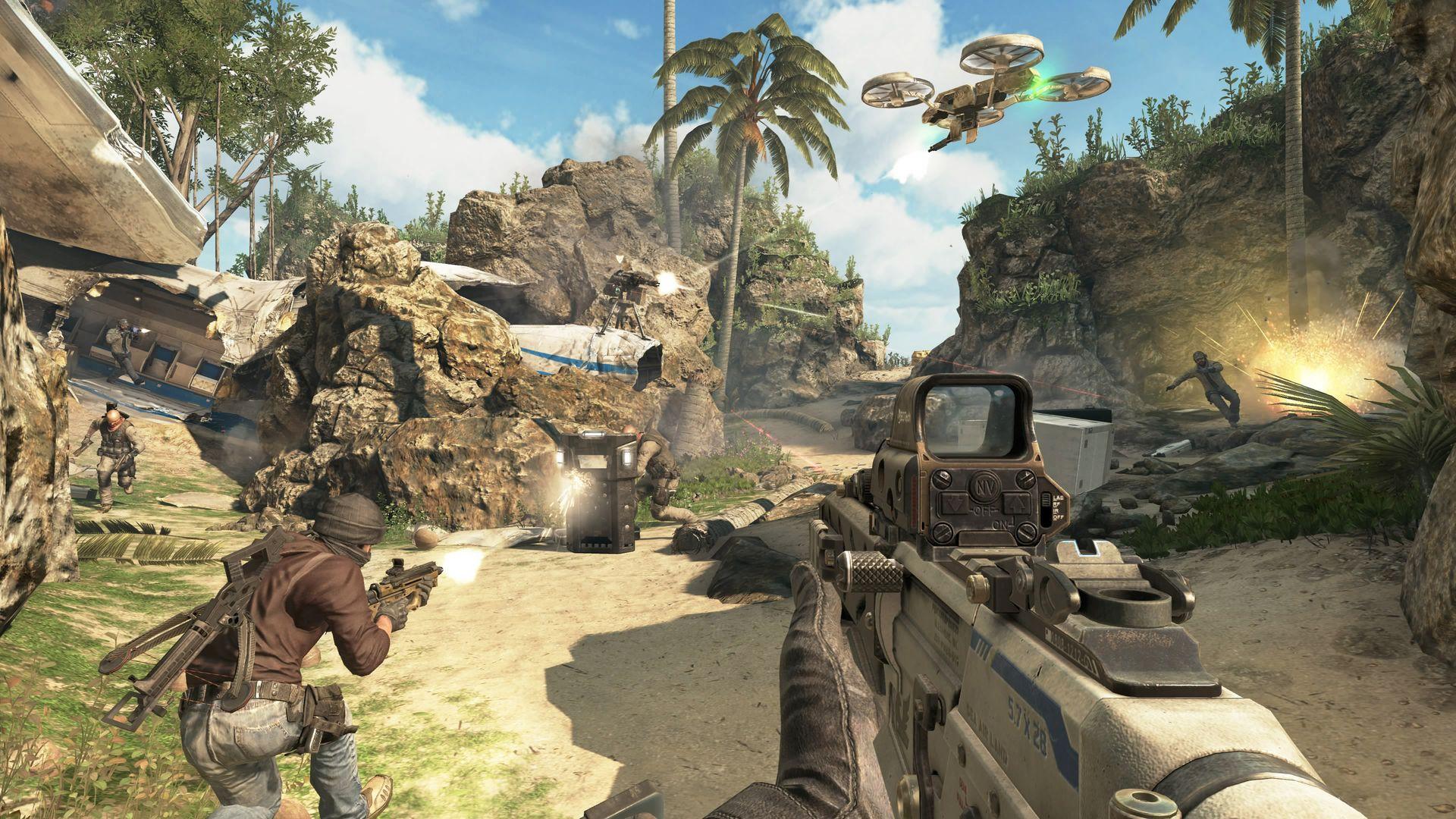 Buy Cheap Call of Duty: Black Ops II CD Keys Online ...