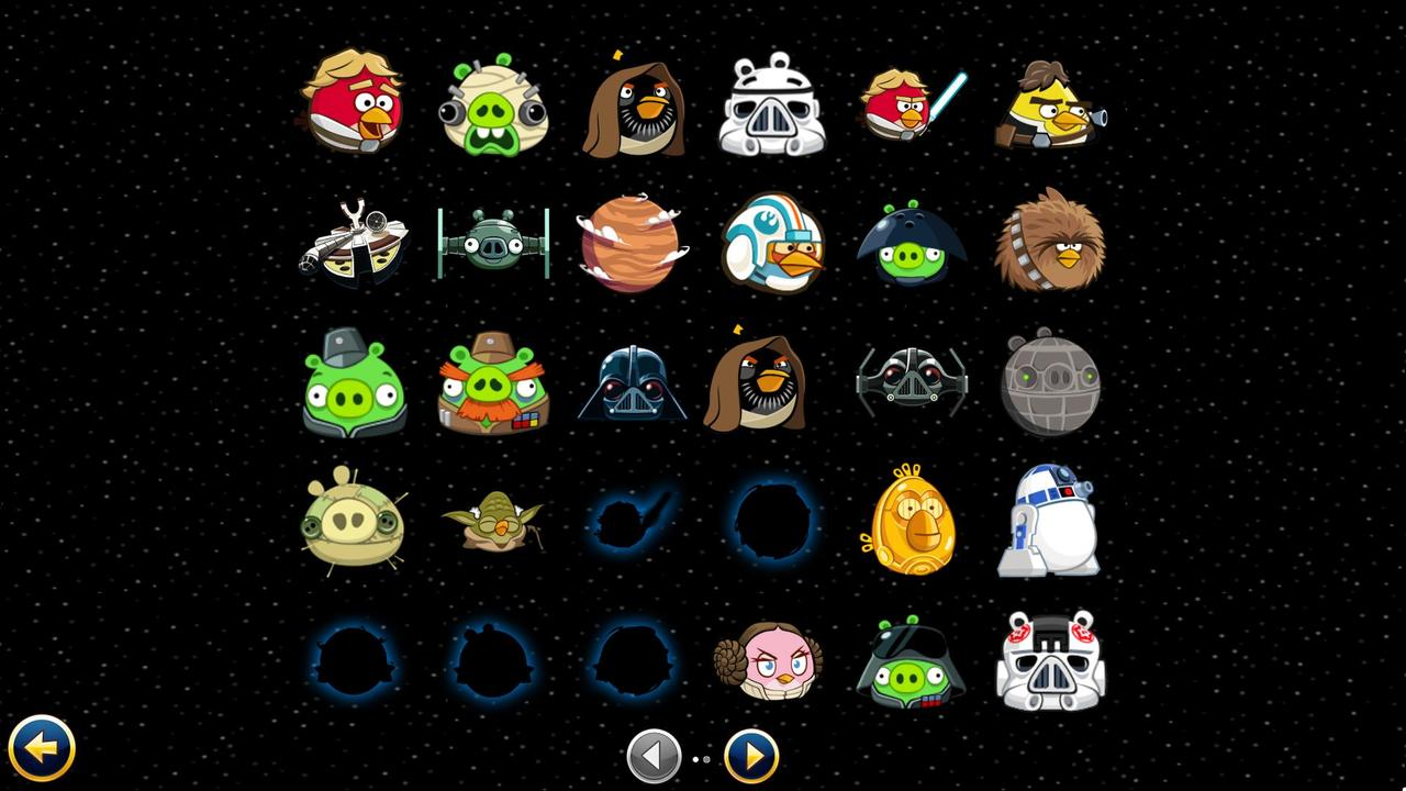 Test angry birds star wars ps3 xbox 360 ps vita wii - Angry birds star wars 8 ...