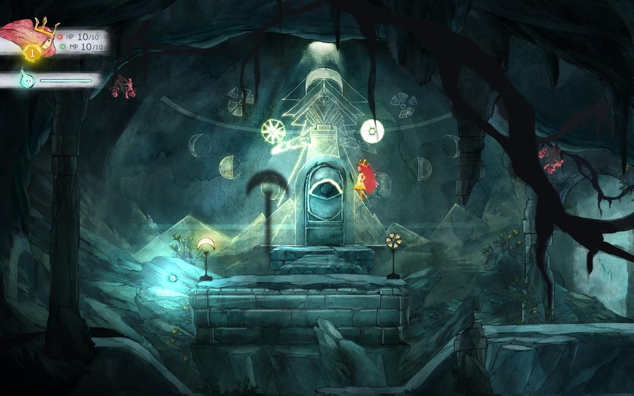 du jeu Child of Light (PC, PS4, PS3, Xbox One, Xbox 360, Wii U