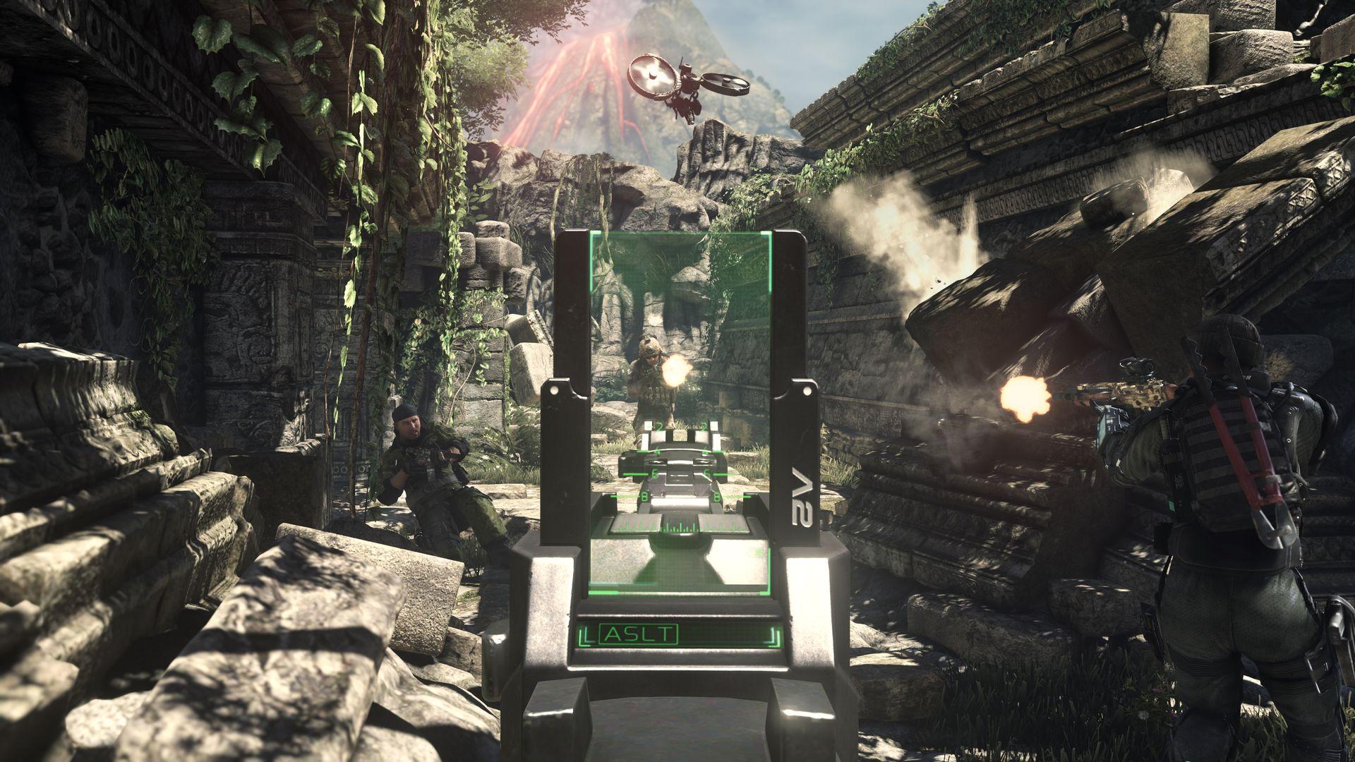 Test de Call of Duty Ghosts : Devastation (PC, Xbox One ... Cod Ghost Devastation Ripper