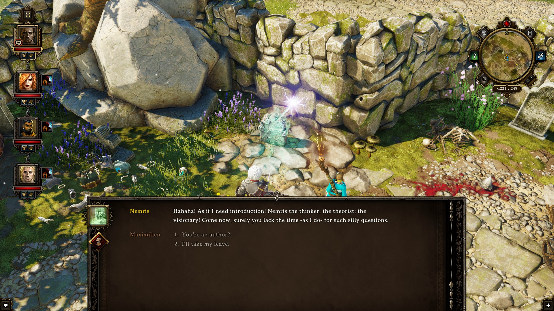 Images du jeu Divinity : Original Sin (PC) :