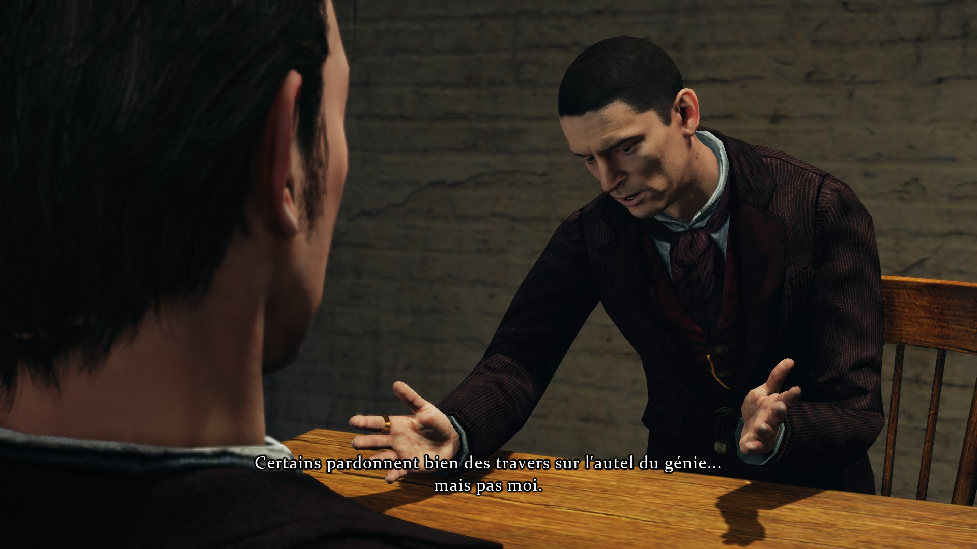 Sherlock Holmes : Crimes & Punishments (PC, PS4, PS3, Xbox One, Xbox