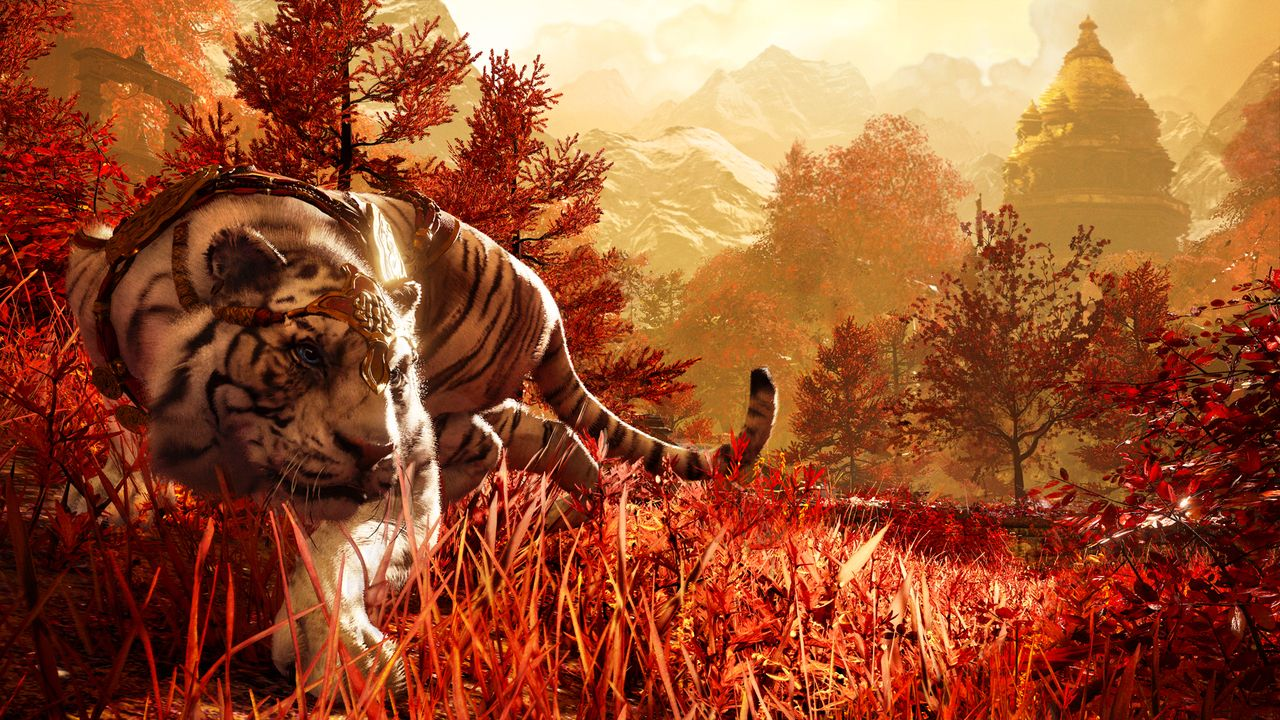 test de far cry 4 pc ps4 ps3 xbox one xbox 360. Black Bedroom Furniture Sets. Home Design Ideas