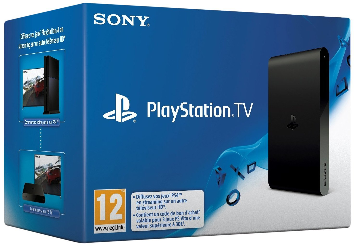 playstation tv notre test du nouveau bo tier ps4 page 1 gamalive. Black Bedroom Furniture Sets. Home Design Ideas