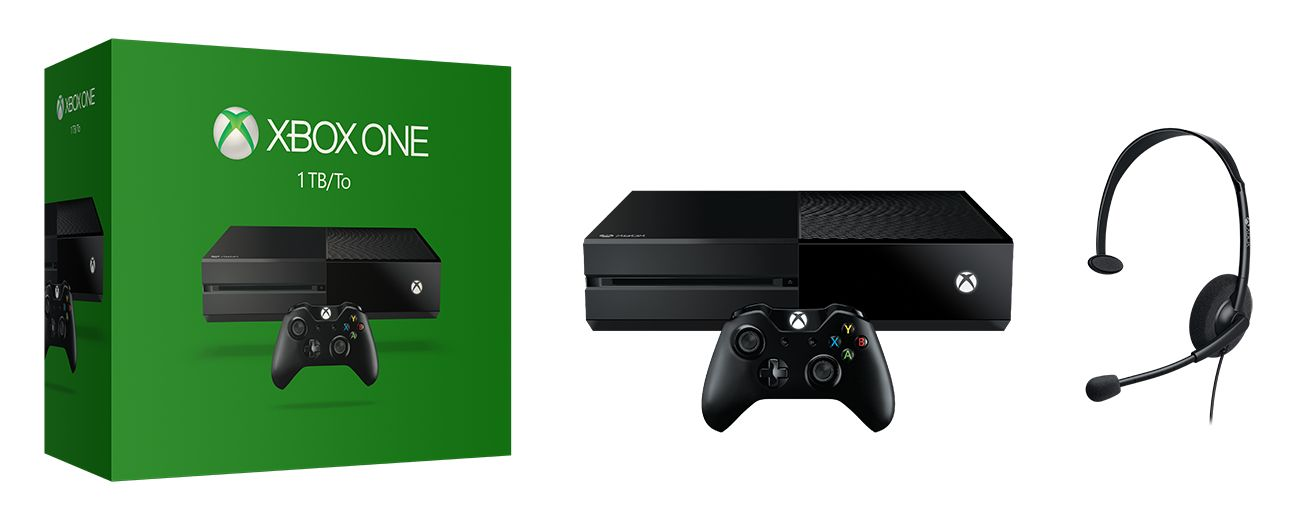 xbox one baisse de prix d finitive et nouvelle version. Black Bedroom Furniture Sets. Home Design Ideas
