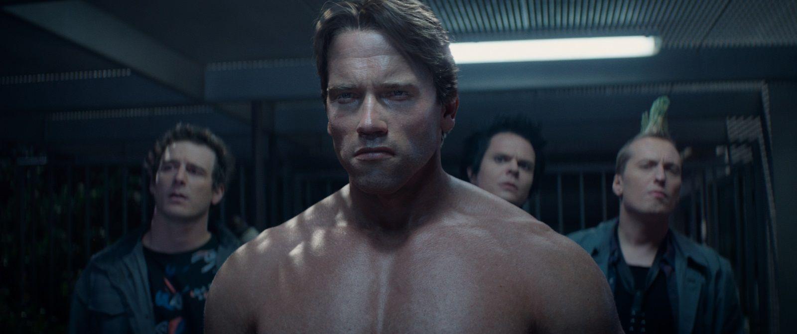 Terminator Genisys : Pourquoi nous avons bien aimé le film ...