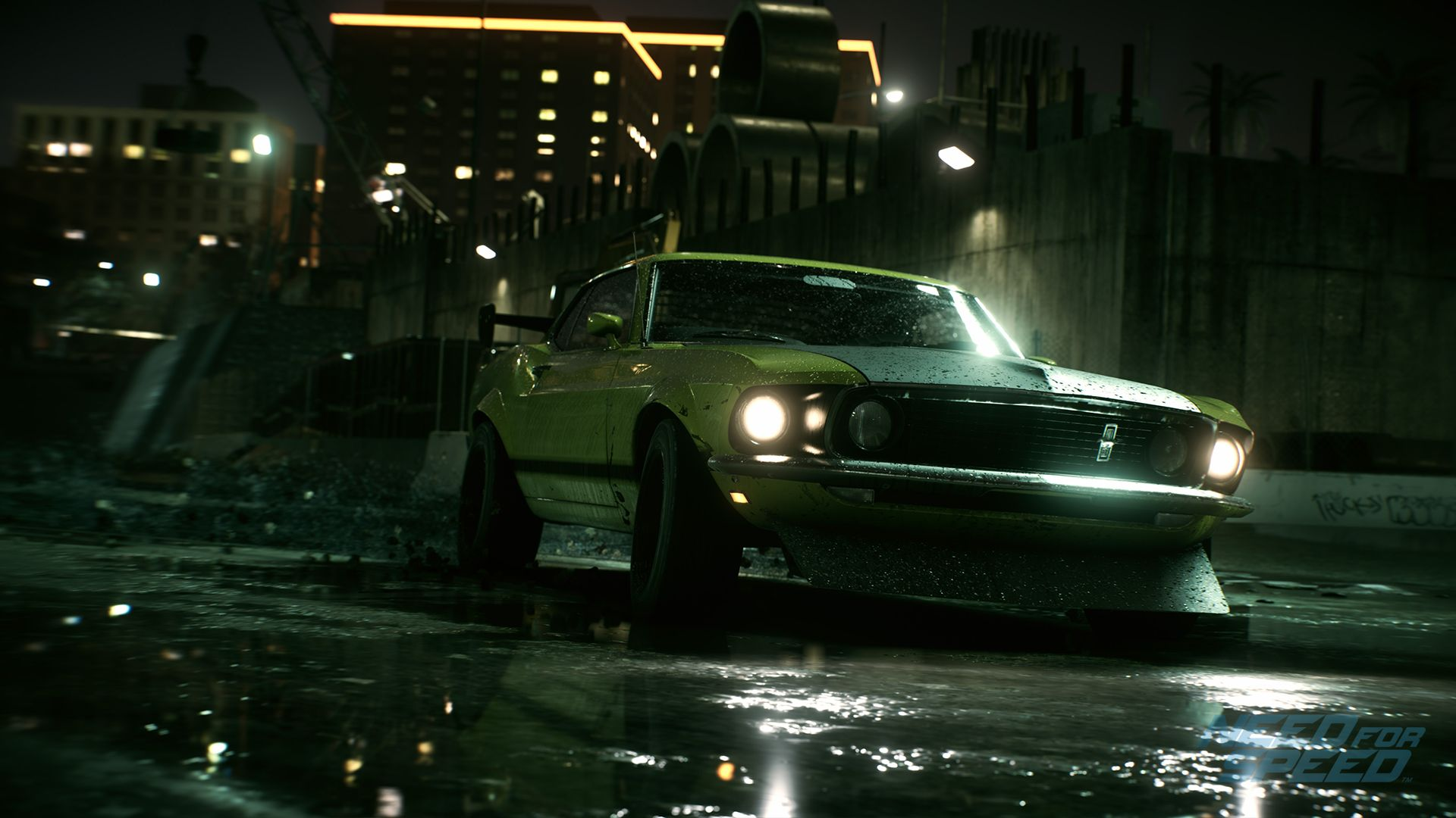 test de need for speed pc xbox one ps4 page 1 gamalive. Black Bedroom Furniture Sets. Home Design Ideas