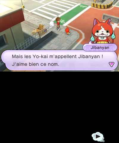 test de yo kai watch nintendo 3ds page 1 gamalive. Black Bedroom Furniture Sets. Home Design Ideas