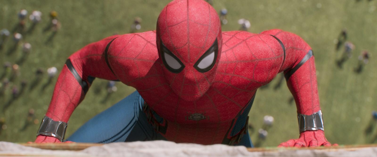 critique spiderman homecoming