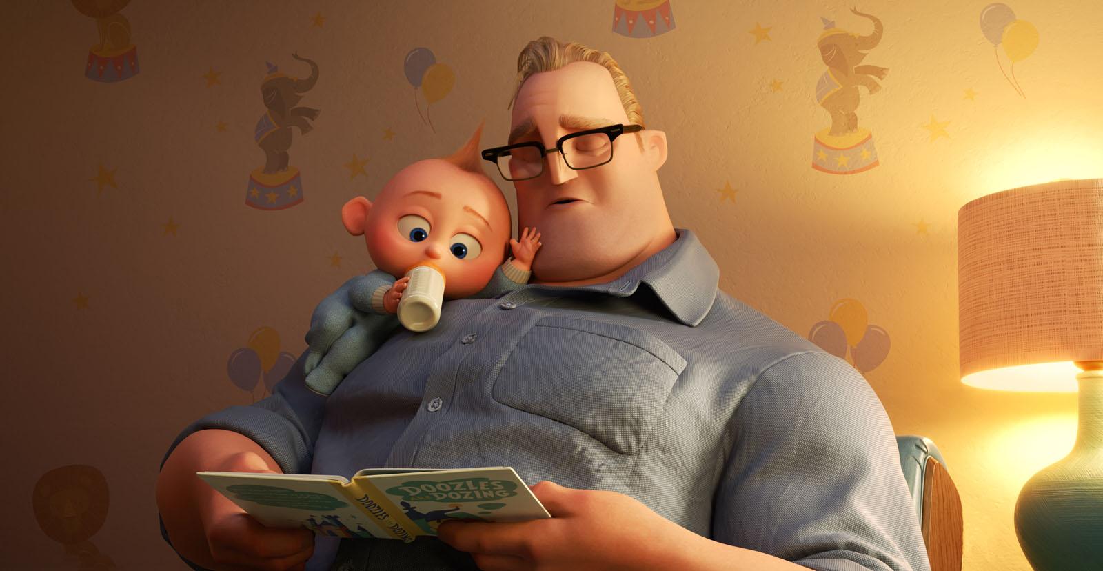 Les Indestructibles 2 : meilleur démarrage en France pour un film Pixar