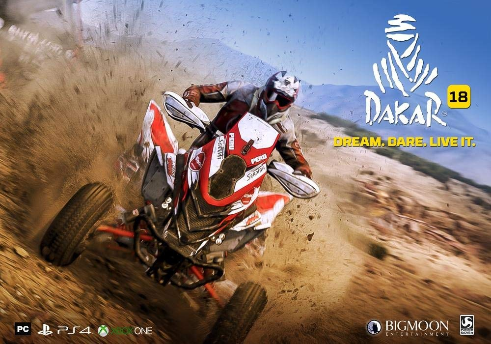 test de dakar 18 pc ps4 xbox one page 1 gamalive. Black Bedroom Furniture Sets. Home Design Ideas