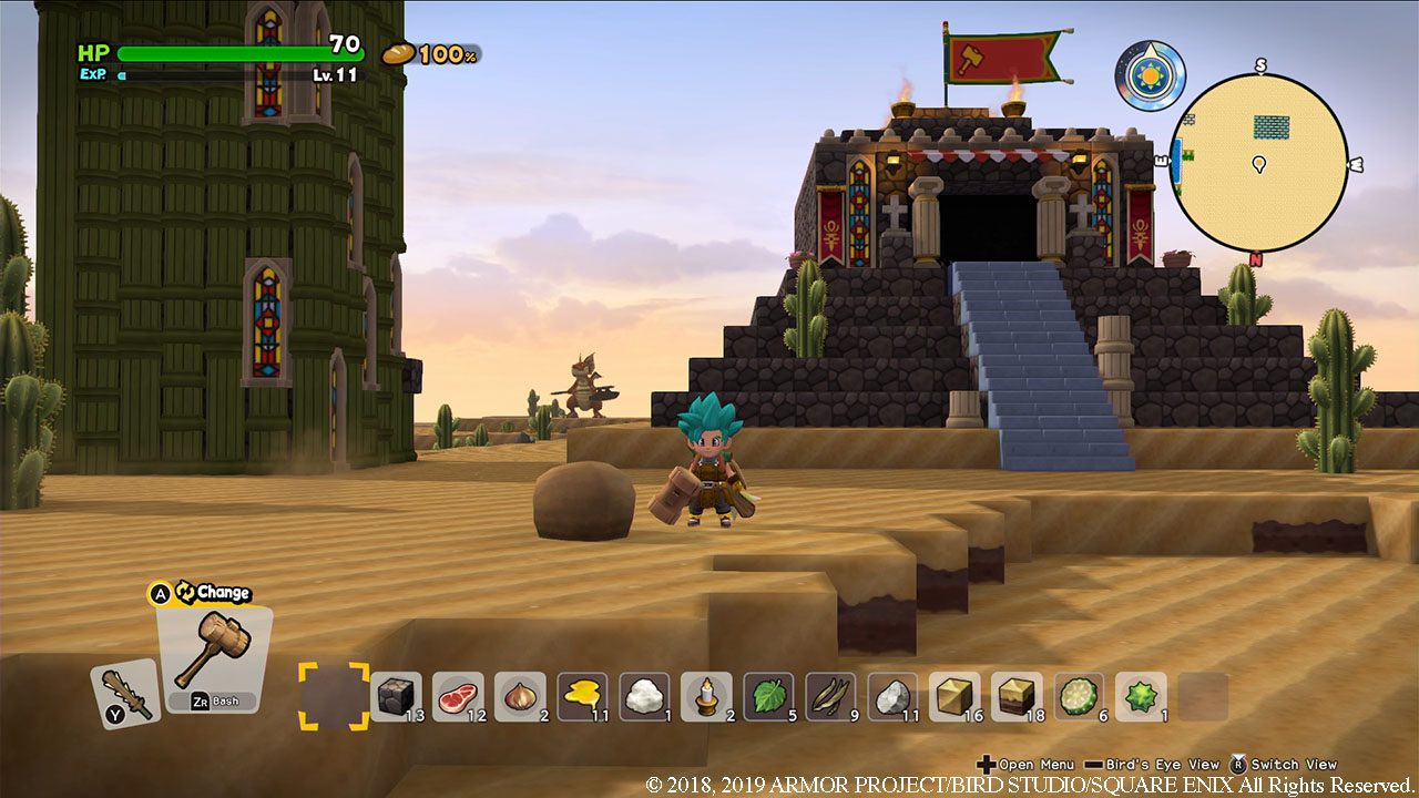Dragon Quest Builders 2 Nos Premieres Impressions Page 1 Gamalive