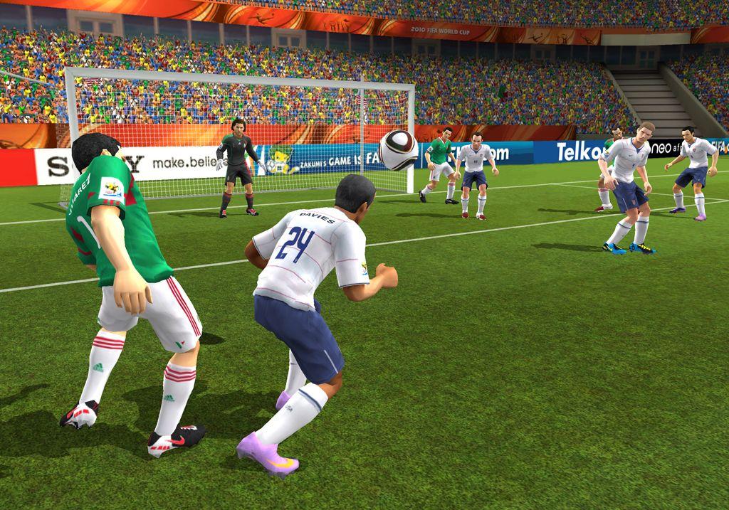 Page 1 gamalive - Coupe du monde fifa 2010 ...
