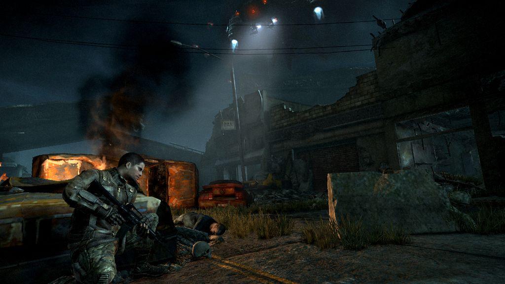 Images du jeu Terminator Renaissance (PC/Xbox 360/PS3) :