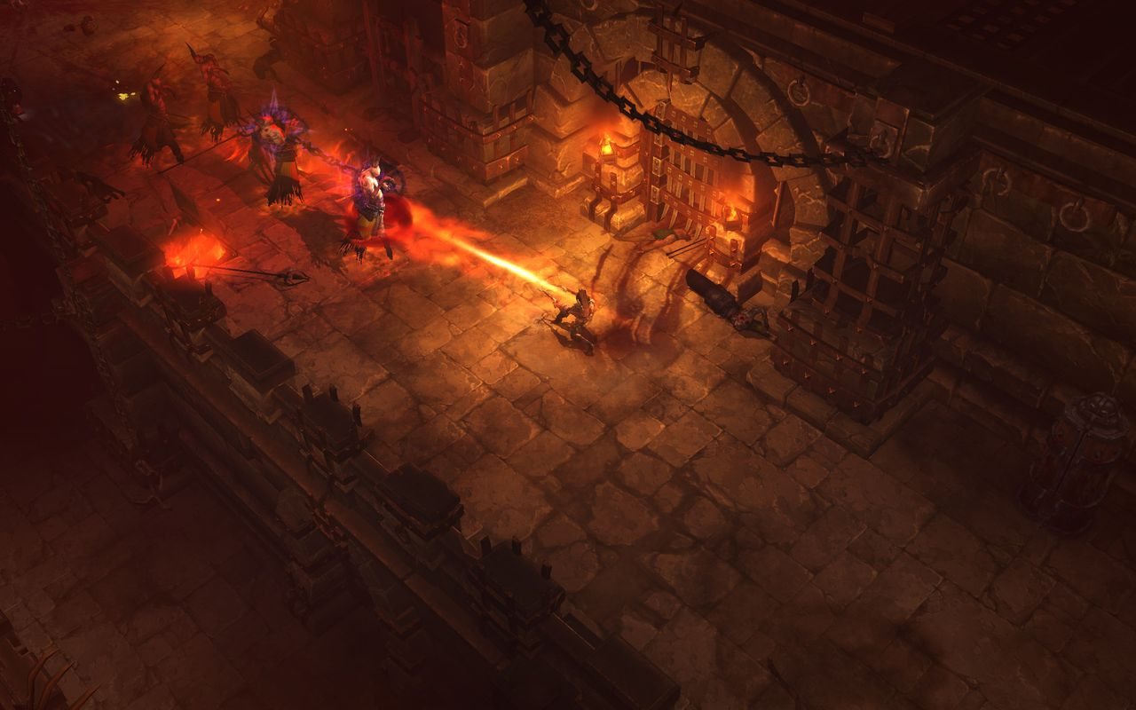 le demon hunter d voil dans diablo iii page 1 gamalive. Black Bedroom Furniture Sets. Home Design Ideas