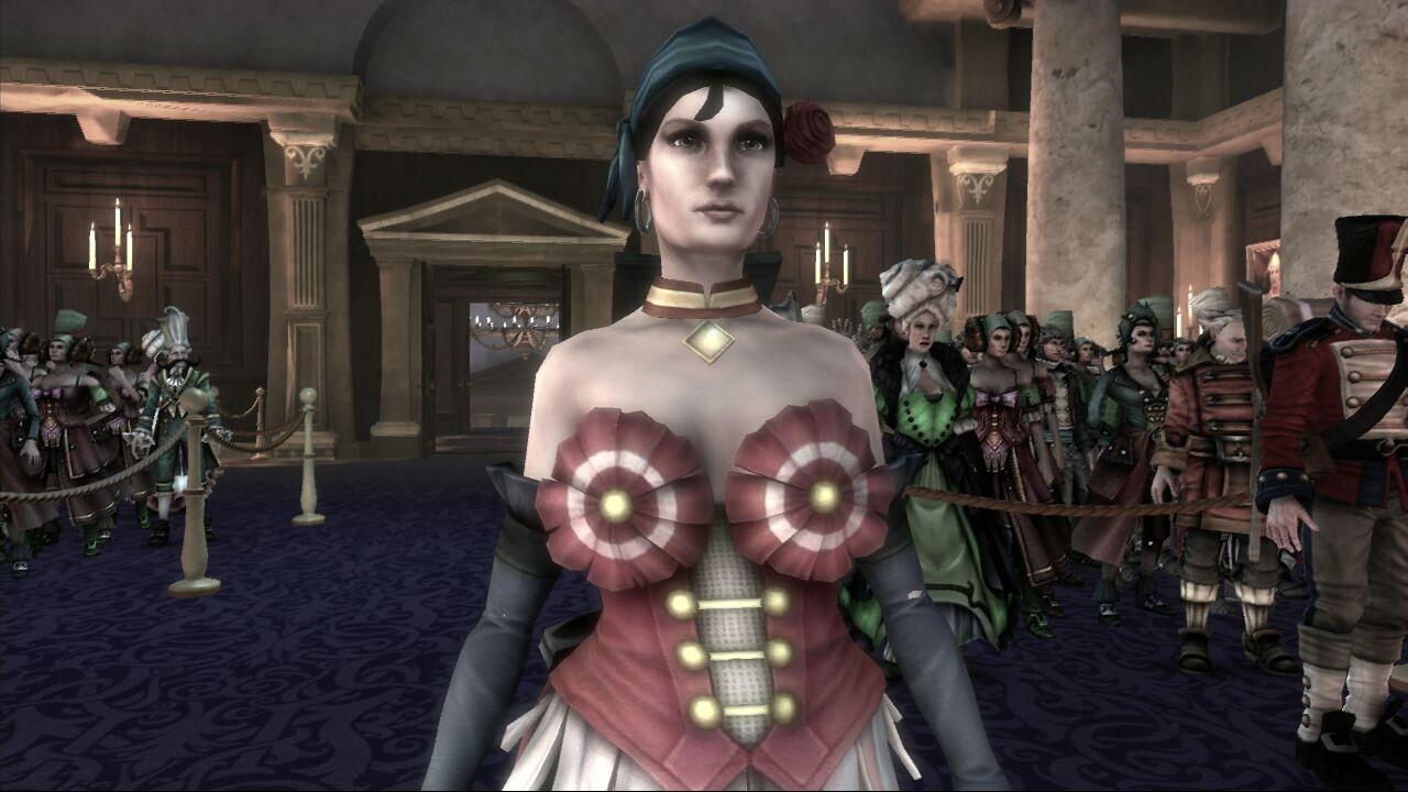 prostituée fable iii