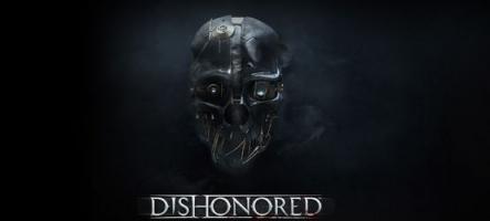 Dishonored est passé Gold