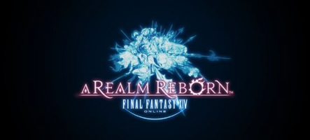 Final Fantasy XIV A Realm Reborn : trailer in-game et images