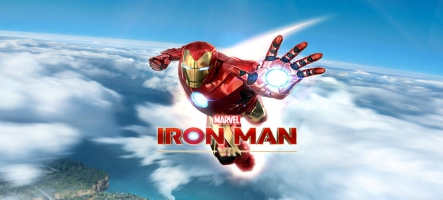 (TEST) Iron Man VR (PS4)