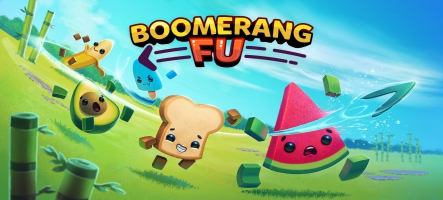 (TEST) Boomerang Fu (PC, Xbox One, Nintendo Switch)