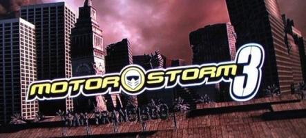 Motorstorm 3 dévoilé