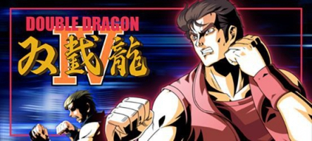 Double Dragon IV : le test (PC, PS4)