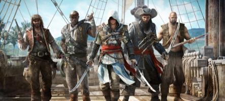 Assassin's Creed IV veut vous vendre son Season Pass