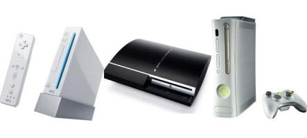 Combien de foyers sont équipés d'une console ?