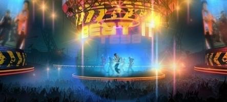 Michael Jackson Kinect (GamesCom)