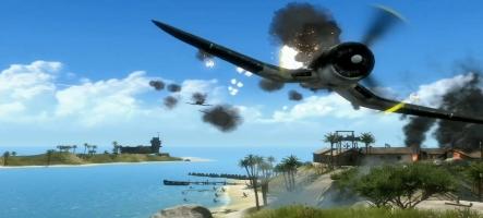 Battlefield 1943 : la map Coral Sea débloquée sur Xbox 360
