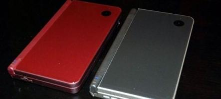 Des nouveaux coloris pour la DSi XL en Europe