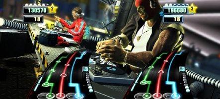 Du DLC pour DJ Hero 2