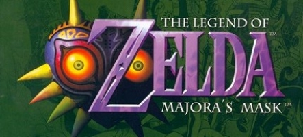 (Manga) The Legend of Zelda : Majora's Mask