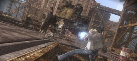 GamesCom : Resonance of Fate