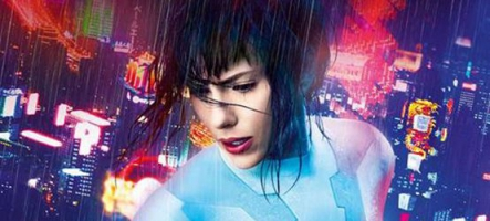 Concours : Gagnez des Blu-ray™ et des goodies du film Ghost in the Shell