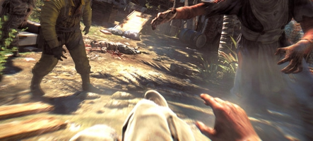 Dying Light : Premier trailer de gameplay