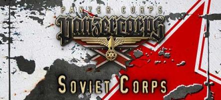 Panzer Corps : Soviet Corps sort sur PC et iPad