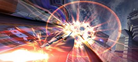 WipEout HD Fury en approche sur le PSN