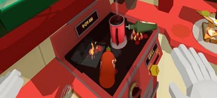 (TEST) Job Simulator (PS4, PC)