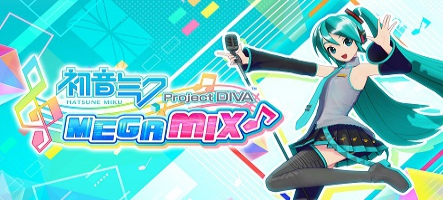 Hatsune Miku : Project DIVA Mega Mix (Nintendo Switch)