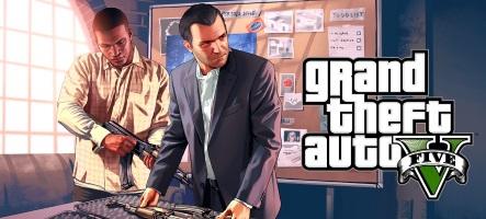 GTA V le 7 novembre sur PS4 et One ?