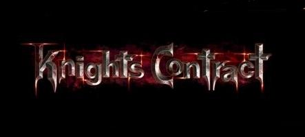 Knights Contract : du sang, des gros monstres et des supers pouvoirs