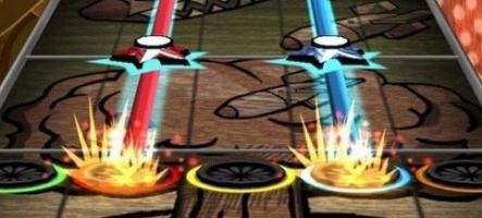 Le prochain jeu Guitar Hero vous lance sur une quête démoniaque