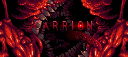 (TEST) Carrion (PC, Xbox One, Sw...