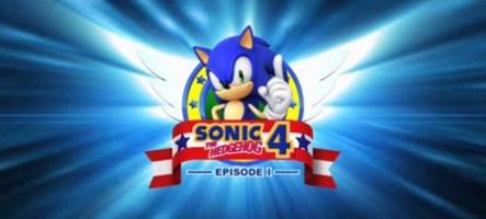Date de sortie oficielle pour Sonic The Hedgehog 4 : Episode 1