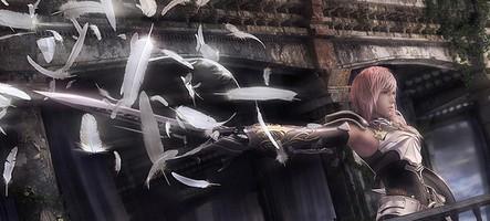 Ezio dans Final Fantasy XIII-2
